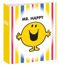 Detský fotoalbum 13x18/102 Mr. Men and Little Miss HAPPY